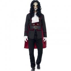 Strašidelný kostým lupiče