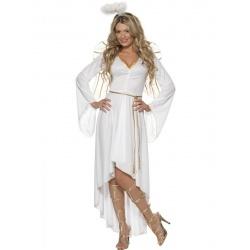 Andělský kostým s křídly