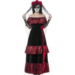 Dámský kostým mrtvé nevěsty