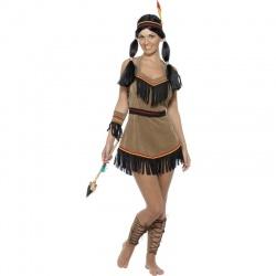 Kostým Indiánská princezna