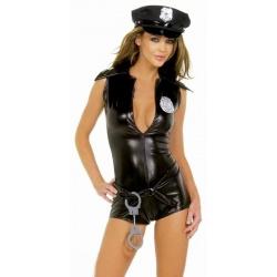 Kostým sexy policajtky