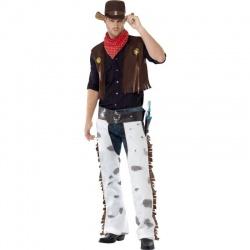 Kostým Cowboy