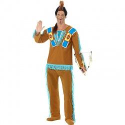 Kostým Indiánský válečník