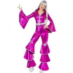 Kostým ABBA ružová