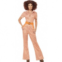 """Kostým 70"""" léta žena"""