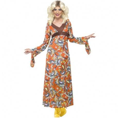 Kostým Woodstock hippie