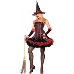 Kostým pro čarodějnici