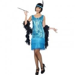 Kostým Flirty - Flapper
