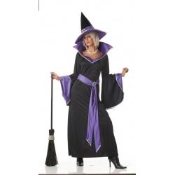 Čarodějka kostým