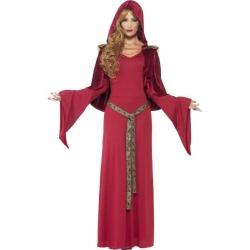 Kostým rudé kněžky Melisandry z Ašaje z Game of Thrones