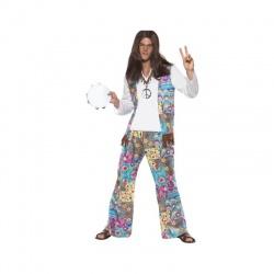 Kostým Hippie boy