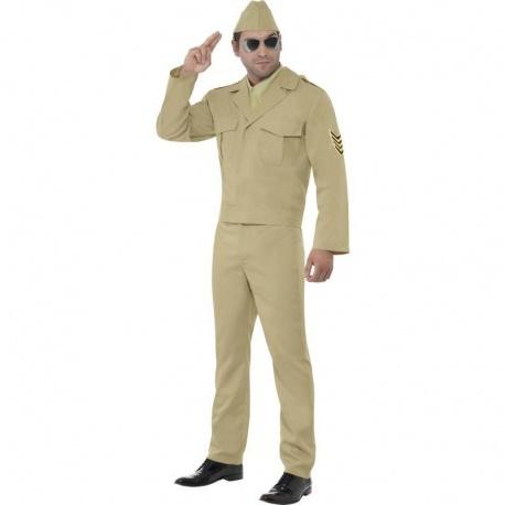 Kostým American GL voják