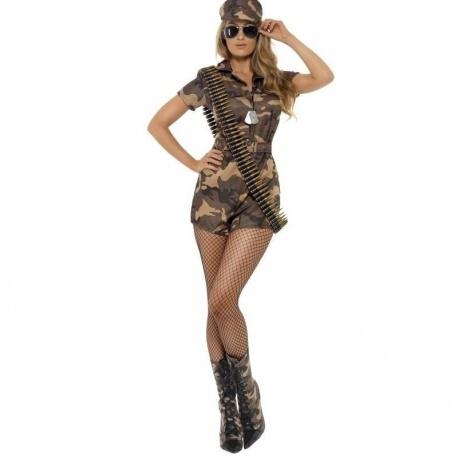 Kostým pro maskovanou Vojandu