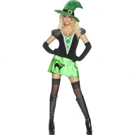 Kostým pro Sexy Čarodějku