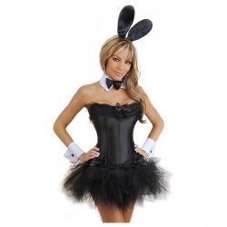 Sexy zajíček korzetový kostým