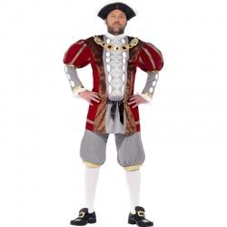 Kostým Henry Král