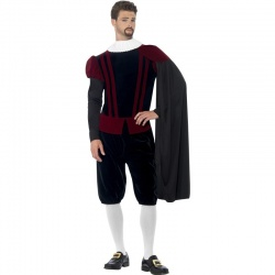 Kostým Tudor-Lord