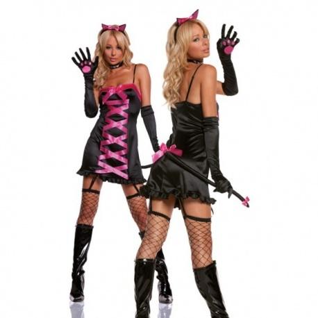 kostým kočky - půjčovna zvířecích kostýmů Praha 917559bfe5
