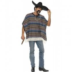 Kostým Mexického drsňáka