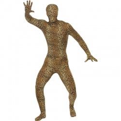 Kostým leoparda - druhá kůže