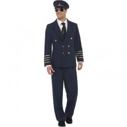 Kostým pilotního kapitána