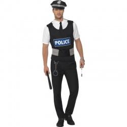 Kostým policisty - sada