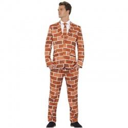 Kostým pana Wall - oblek