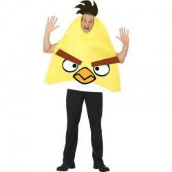 Kostým Angry Birds - žlutý