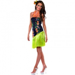 Kostým Havajské ženy