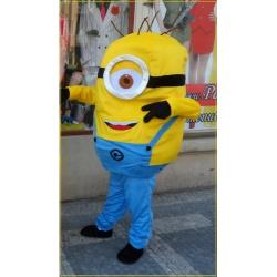 Maskot Mimoně - kostým - Jednooky Stuart