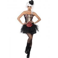 Burlesque kostým - Zombie