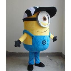 Mascot The Minions - maskot Mimoně EDA