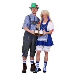 Bavorský kostým