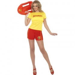 Kostým Baywatch záchranářka
