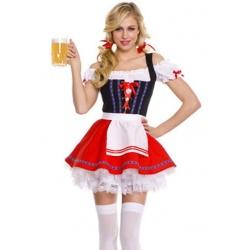 Česká sexy selka kostým
