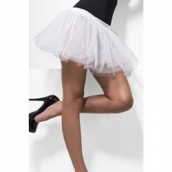 Tutu sukně - spodnička - bílá