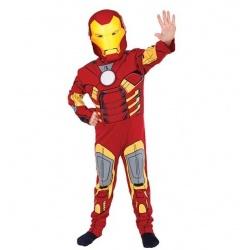 Dětský licenční kostým Ironman