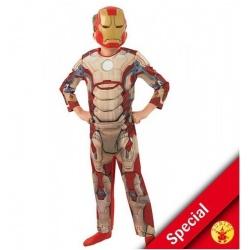 Dětský licenční kostým Ironman De Luxe