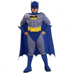 Dětský licenční kostým Batmana