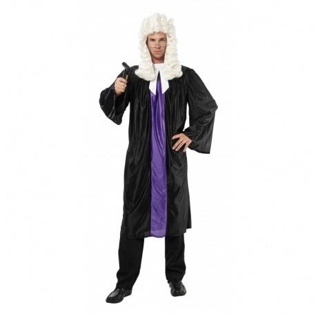 Kostým soudce