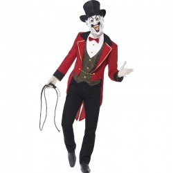 Kostým zlověstný cirkusák