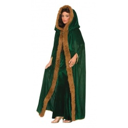 Kostým - Královnin plášť