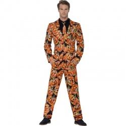 Kostým pana dýně - oblek