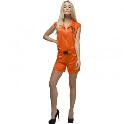 Dámský kostým vězeňkyně USA