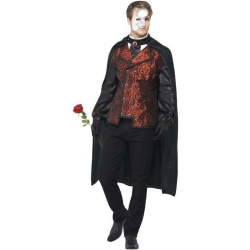 Kostým Fantom opery