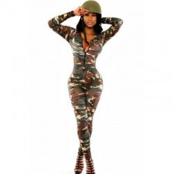 Kostým sexy vojandy