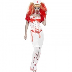 Kostým zombie sestřička