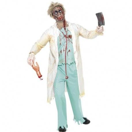 Kostým Zombie doktor