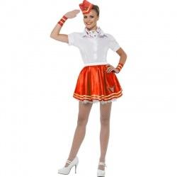 kostým Sexy letuška