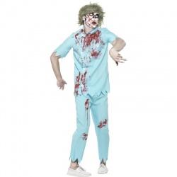 Zombie doktor - zubař